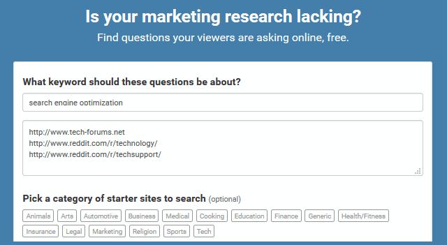 faq fox question research