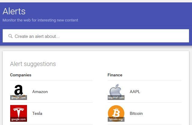 google alerts brand monitoring
