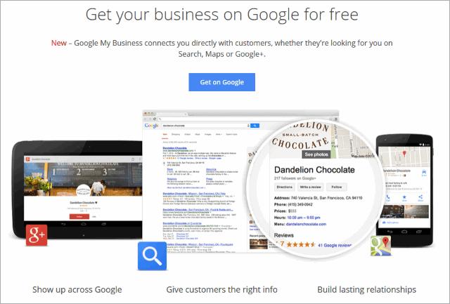 google my business reputation management
