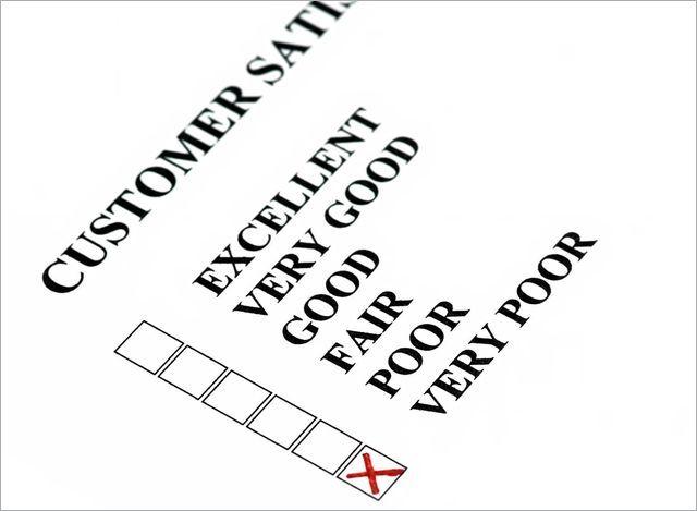 negative online feedback example