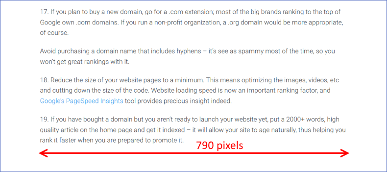 set proper image width